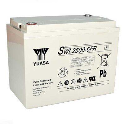 Yuasa SWL2500-6FR Battery 6V 184Ah